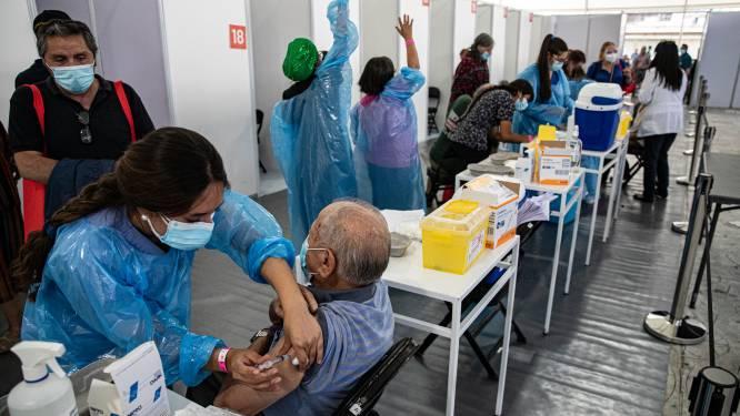 Israël en Chili vaccineerden om ter snelst, maar waarom is één land dan weer in lockdown?