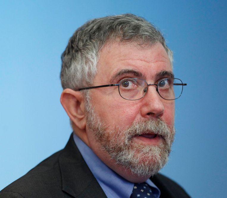 Paul Krugman Beeld REUTERS