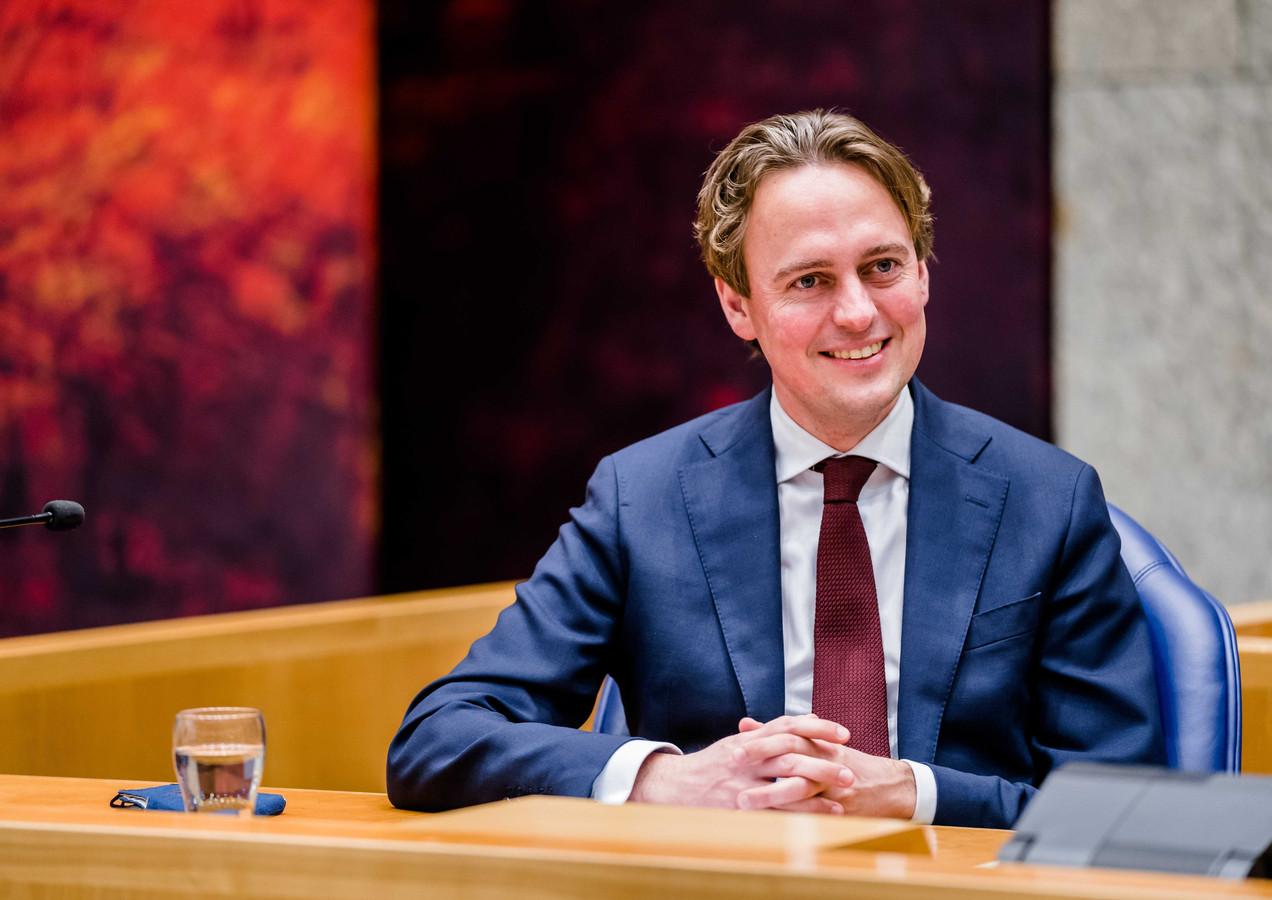 PvdA-kamerlid Henk Nijboer.