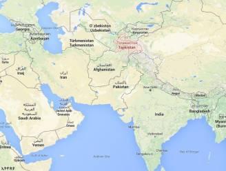 Aardbeving met kracht 7,2 treft Tadzjikistan