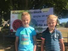 Geen jubileumeditie maar wel Kindervakantieweek in Helvoirt: 'Het kampvuur is altijd heel mooi'