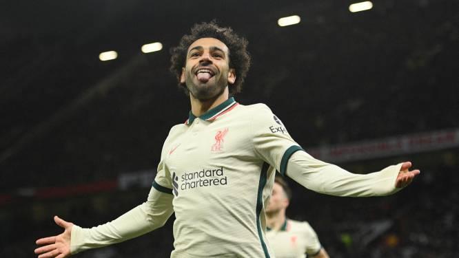 """""""À l'heure actuelle, c'est le meilleur joueur du monde"""": le début de saison canon de Mo Salah"""