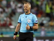 Kuipers fluit EK-finale op Wembley, Makkelie leidt halve finale Engeland