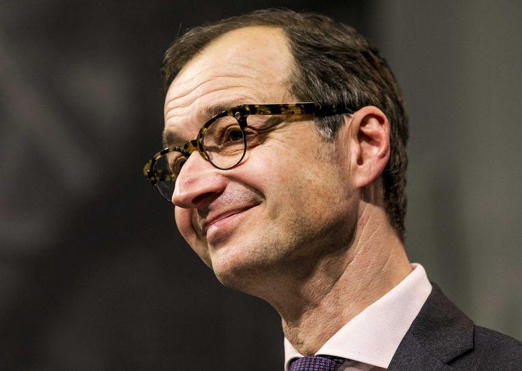 Minister Eric Wiebes. Beeld ANP