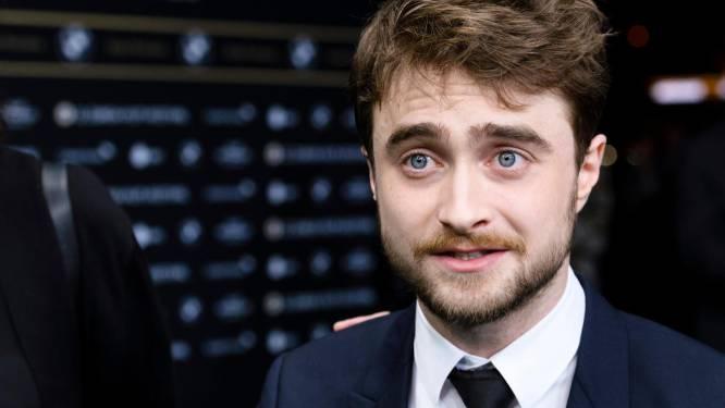 'Harry Potter'-ster Daniel Radcliffe schaamt zich voor vroegere acteerwerk