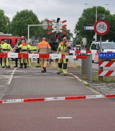Treinverkeer tussen Nijmegen en Oss hervat na dodelijk ongeluk bij spoorovergang