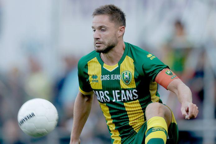 Aaron Meijers verlaat ADO Den Haag opnieuw voor Sparta.