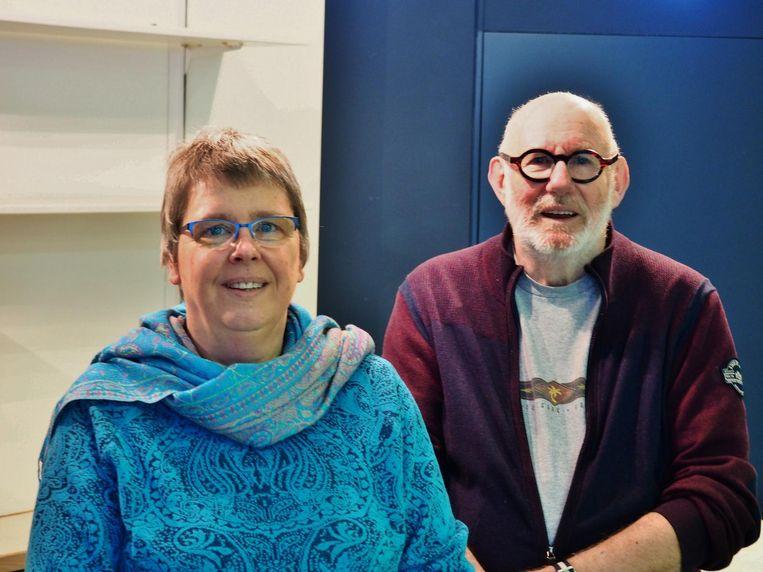 Goedele en Jean-Louis openen ART10.