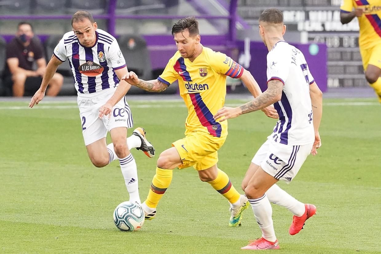 Lionel Messi Beeld Photo News