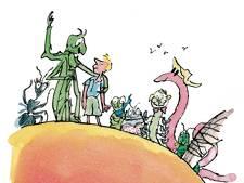 MATZER Theaterproducties Den Bosch pakt uit met  De Reuzenperzik van Roald Dahl