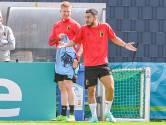 LIVE. Duivels zonder Thorgan Hazard onderweg naar Sint-Petersburg - Persconferentie met Martínez en Eden Hazard om 18u45
