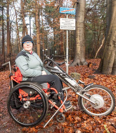 Actiegroep ontdekt dat landgoed Pijnenburg niet afgesloten mag worden en wil dat weg weer opengaat