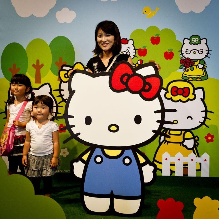 Hello Kitty Beeld ANP