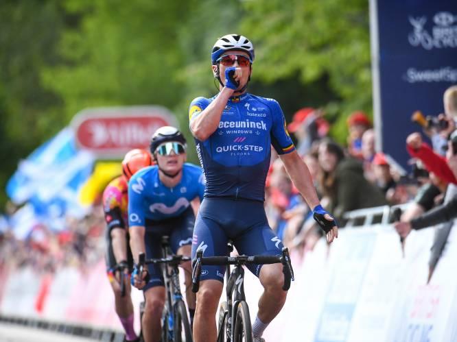 Opnieuw prijs voor een Belg in Tour of Britain! Yves Lampaert toont WK-vorm en sprint naar overwinning