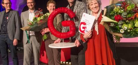 Zachte G-prijs voor Mientje Wever