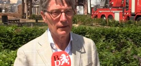Directeur Dirk Lips over brand Beekse Bergen: 'Heel treurig, maar we gaan zorgen dat de mensen hier kunnen blijven genieten'