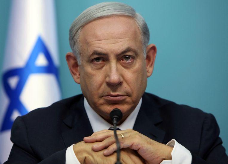 Premier Benjamin Netanyahu. Beeld afp