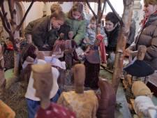 Aangepaste openingstijden bewegende kerststal Koolwijk