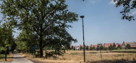 Chemiebuizen vlak langs huizen in Brandevoort, Stiphout en Mierlo