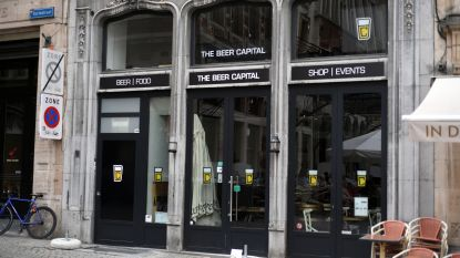 Biercafé The Capital - met 2.500 bieren en 20 tapkranen - is failliet