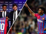 Ansu Fati langer bij Barcelona: 'Deze club is mijn droom'