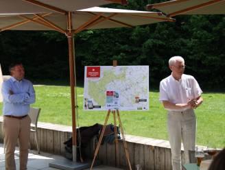 Nieuw 170 kilometer lang wandelnetwerk in Zoniënwoud telt geen wegwijzers meer