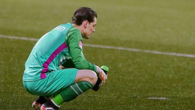 Ontzetting bij NAC na afstraffing Jong Ajax: 'De eerste helft was een schiettent, een grote rondo'