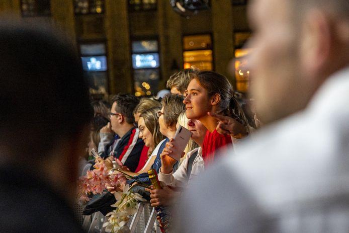 Des concerts ont eu lieu le week-end dernier sur la Grand-Place de Bruxelles pour fêter les 50 de l'institution.