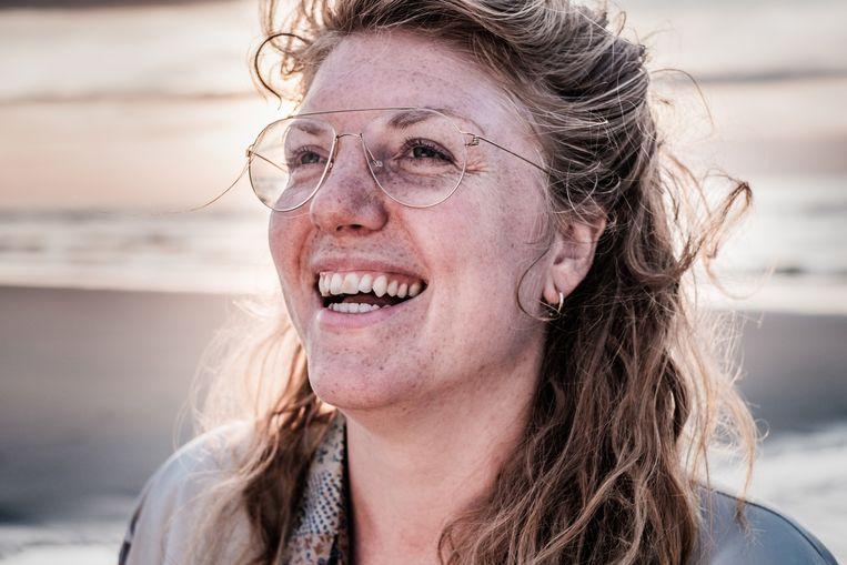 Simone van Saarloos: