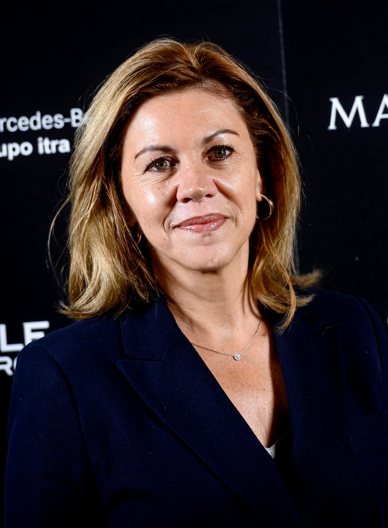 María Dolores Beeld Getty Images