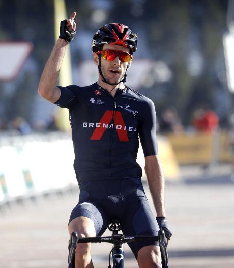 Tour de Catalogne: coup double pour Adam Yates