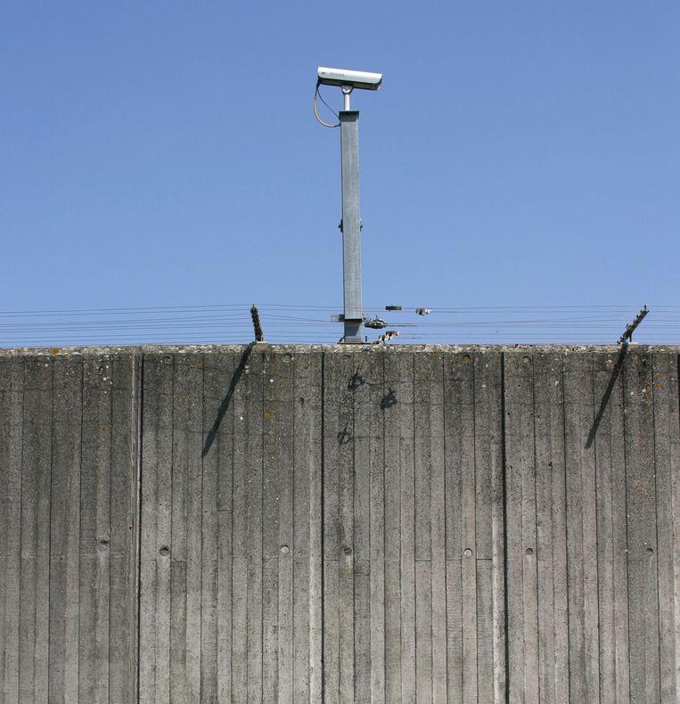 De Sittardse gevangenis. Beeld anp