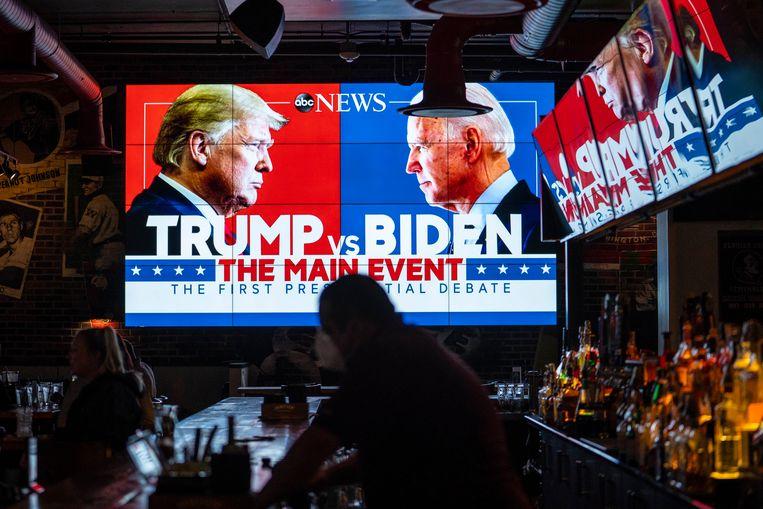 Volkskrant Ochtend: Eerste debat Biden en Trump verzandt in chaos | Weg bij de geheime dienst: Specialisten AIVD en MIVD richten eigen bedrijf op