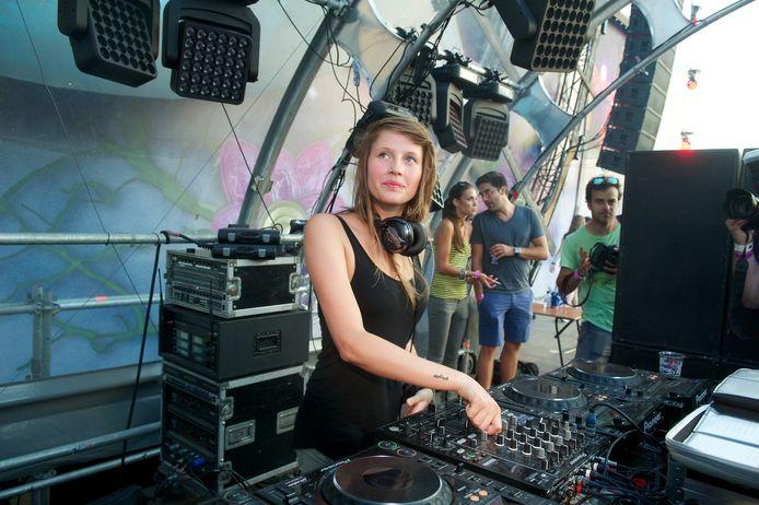 Charlotte De Witte op Tomorrowland
