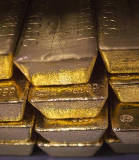 Ruim 100 Chinese illegalen in goudmijnen Ghana opgepakt