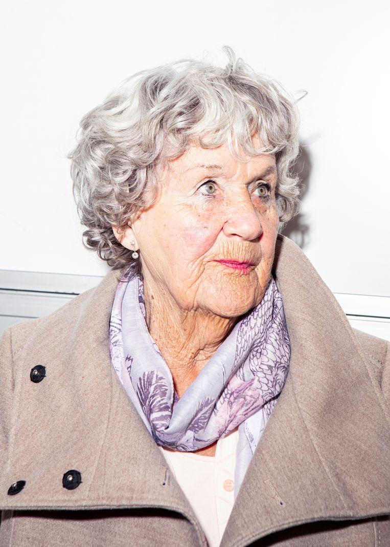 Dora Groenendijk-Vergeer, 88 jaar. Beeld Hilde Harshagen