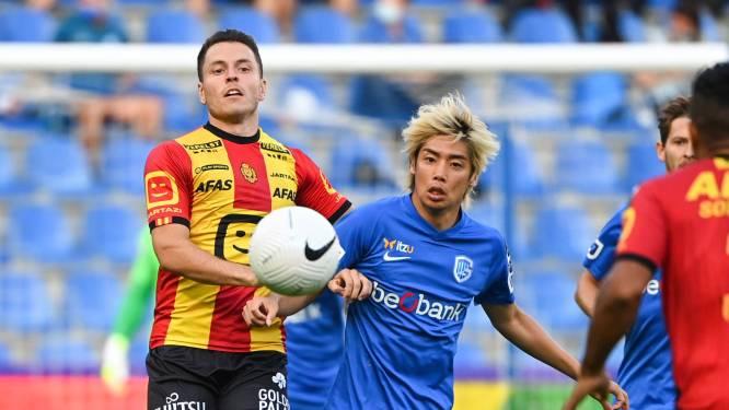 """Kerim Mrabti dankt eerste treffer én transfer naar Malinwa aan landgenoot Engvall: """"Gustav zou een goede makelaar zijn"""""""