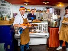 Bouillabaisse en fruit de mer van Café Marseille: niet te ingewikkeld, wel een tikkeltje ruig