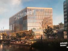 Zo gaat het nieuwe Stadskantoor in Dordrecht eruitzien