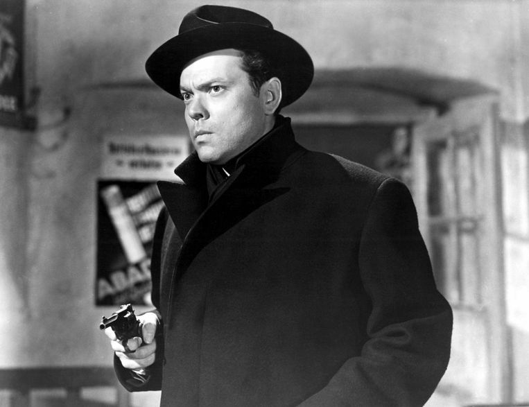 The Third Man. Beeld Courtesy Everett Collection