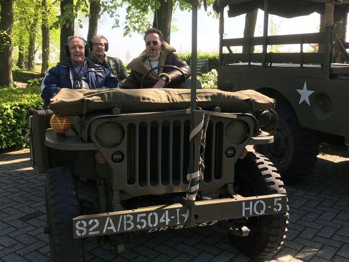 Met historische audiotours laat Marcel Meijer de historie van Bodegraven tijdens de Tweede Wereldoorlog herleven.