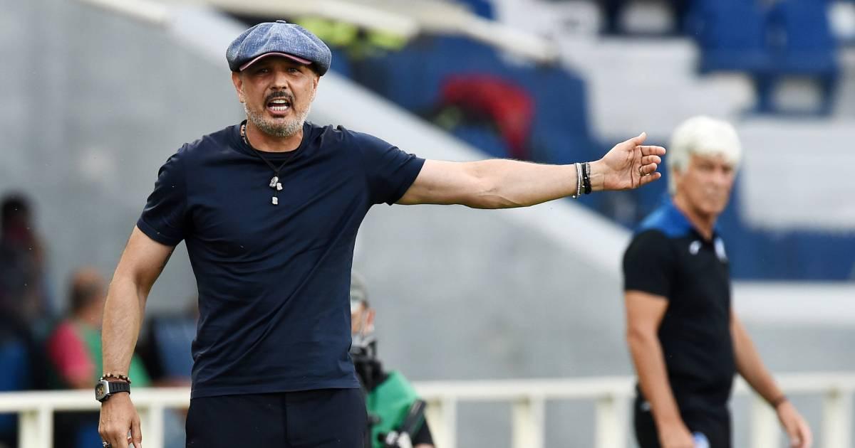 Van leukemie herstelde Bologna-trainer Mihajlovic heeft corona    Buitenlands voetbal   AD.nl