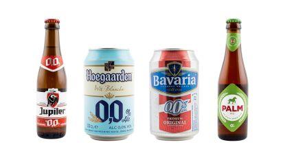 GETEST: 15 alcoholvrije bieren voor tijdens Tournée Minérale