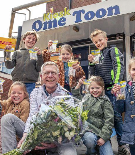 Buurt in Oldenzaal geraakt door intens verdriet Ome Toon: 'We gaan je blij maken'