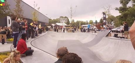 Buitenbowl geopend bij Pier15 in Breda