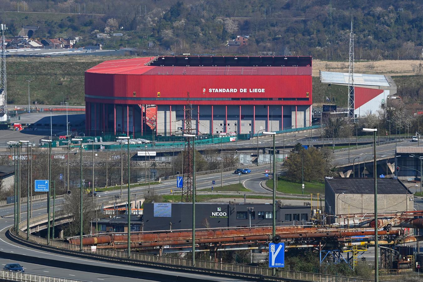 Le projet comprend donc l'extension du stade, mais aussi l'aménagement d'une vaste esplanade destinée aux supporters.