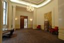 Het Koninklijk salon in Bozar.
