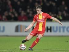 Rake knal Beukema: GA Eagles en eredivisionist FC Utrecht in evenwicht in tweeluik