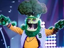 Bejaarde 'legende' onthuld als mysterieuze broccoli in Amerikaanse The Masked Singer