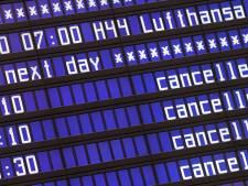 Deuxième jour de grève de Lufthansa, 900 vols annulés